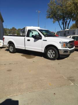 2019 Ford F-150 for sale at Bob's Garage Auto Sales and Towing in Storm Lake IA