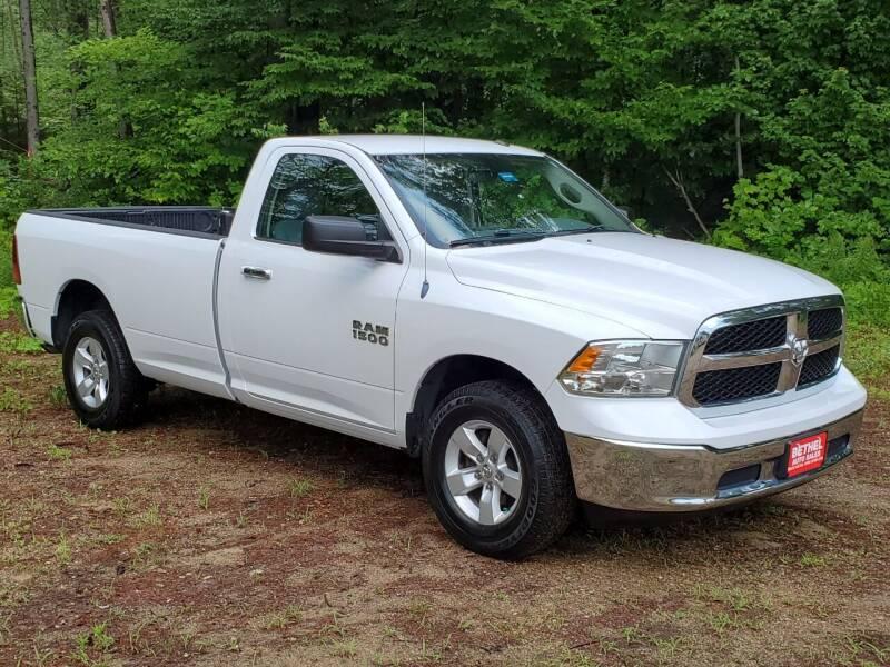 2013 RAM Ram Pickup 1500 for sale at Bethel Auto Sales in Bethel ME
