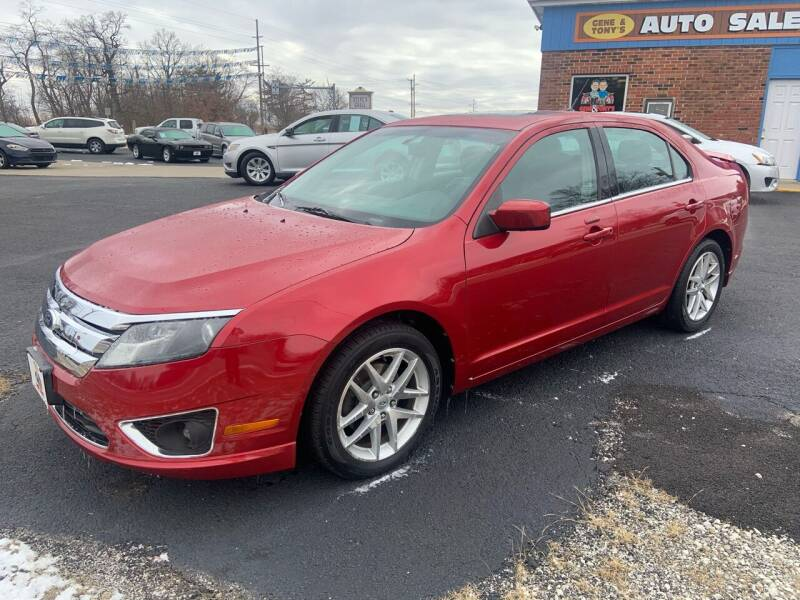 2011 Ford Fusion for sale at GENE AND TONYS DEMOTTE AUTO SALES in Demotte IN