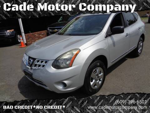 2014 Nissan Rogue Select for sale at Cade Motor Company in Lawrenceville NJ