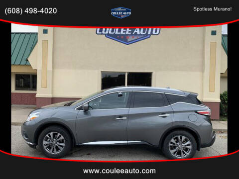 2016 Nissan Murano for sale at Coulee Auto in La Crosse WI
