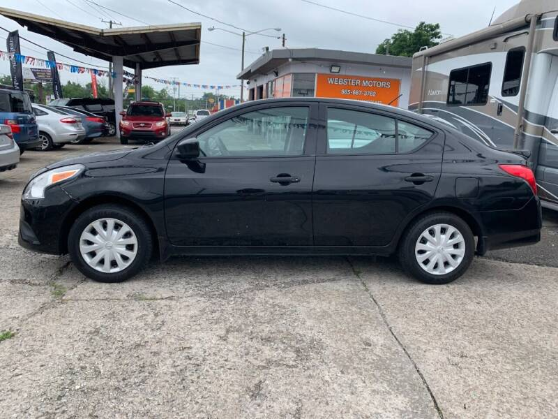 2017 Nissan Versa for sale in Knoxville, TN