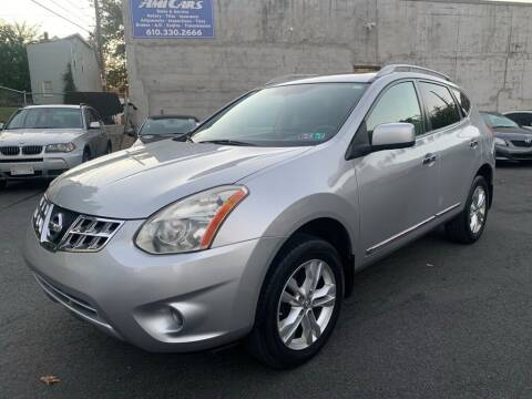 2013 Nissan Rogue for sale at Amicars in Easton PA