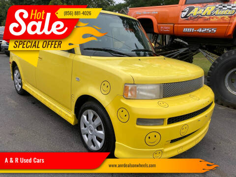 2005 Scion xB for sale at A & R Used Cars in Clayton NJ