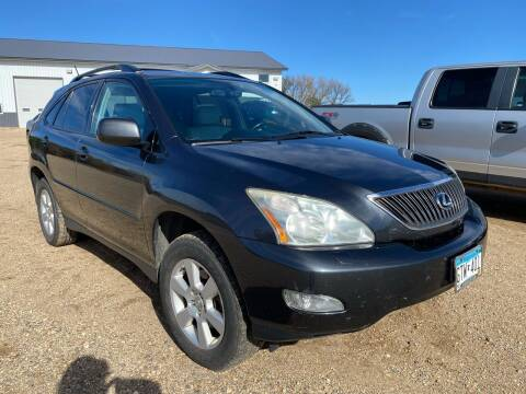 2004 Lexus RX 330 for sale at RDJ Auto Sales in Kerkhoven MN