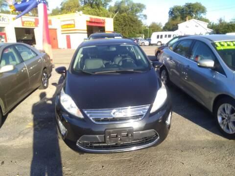 2013 Ford Fiesta for sale at Marino's Auto Sales in Laurel DE