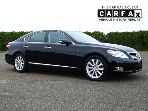 2012 Lexus LS 460 for sale at Atlantic Car Company in East Windsor CT