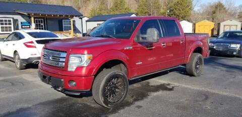 2013 Ford F-150 for sale at Elite Auto Brokers in Lenoir NC