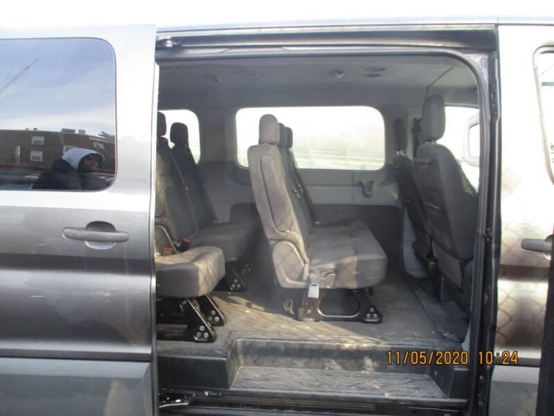 2017 Ford Transit Passenger 350 XLT 3dr LWB Low Roof Passenger Van w/Sliding Passenger Side Door - Newark NJ