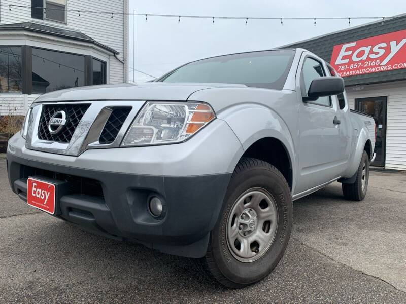 2015 Nissan Frontier for sale at Easy Autoworks & Sales in Whitman MA