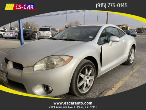 2006 Mitsubishi Eclipse for sale at Escar Auto in El Paso TX