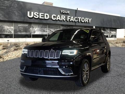 2017 Jeep Grand Cherokee for sale at JOELSCARZ.COM in Flushing MI