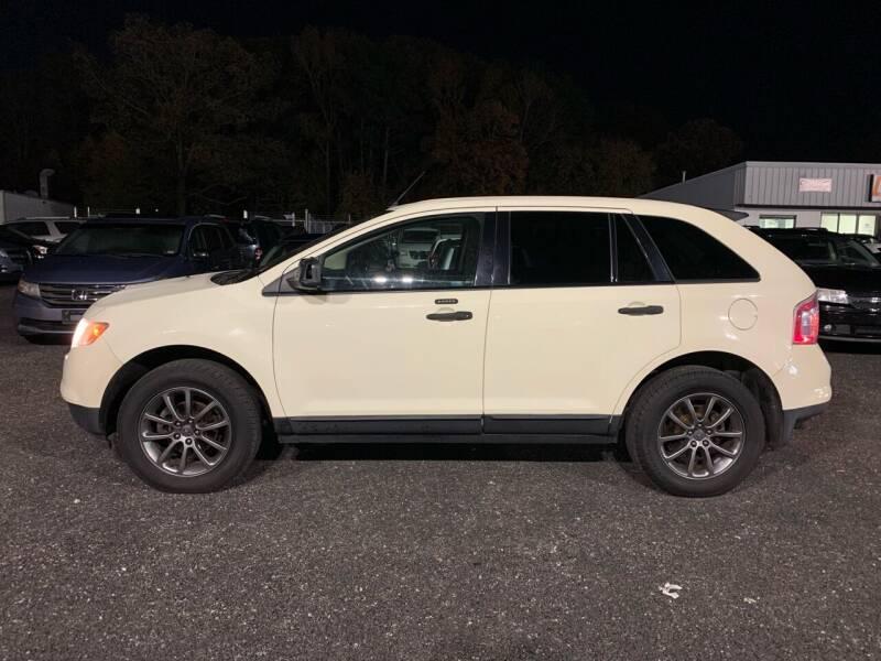 2008 Ford Edge for sale at Carpro Auto Sales in Chesapeake VA