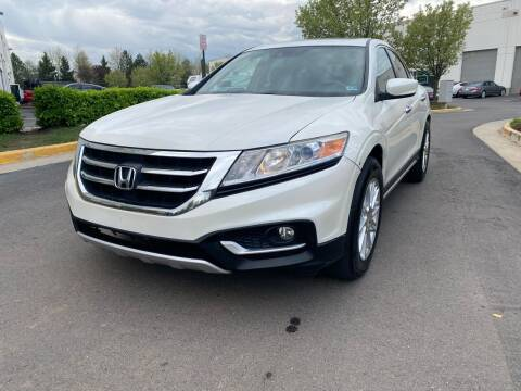 2015 Honda Crosstour for sale at Super Bee Auto in Chantilly VA