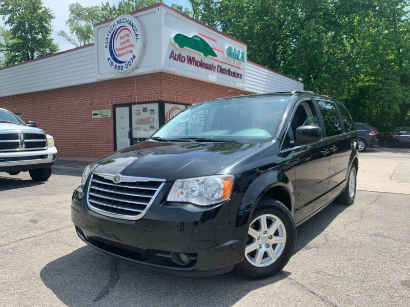 2008 Chrysler Town and Country for sale at GMA Automotive Wholesale in Toledo OH
