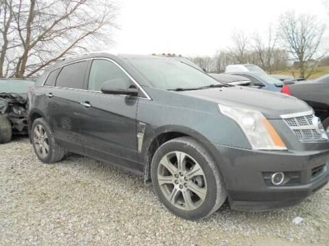 2012 Cadillac SRX for sale at David Hammons Classic Cars in Crab Orchard KY
