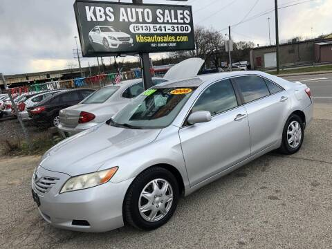 2008 Toyota Camry for sale at KBS Auto Sales in Cincinnati OH