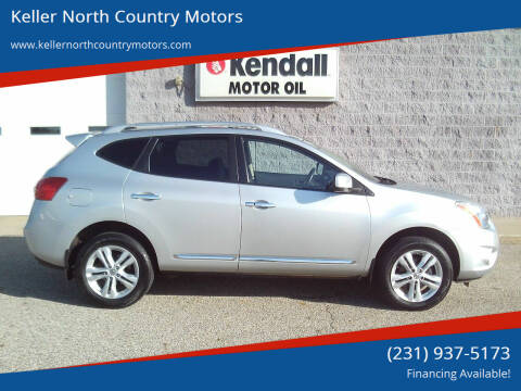 2012 Nissan Rogue for sale at Keller North Country Motors in Howard City MI