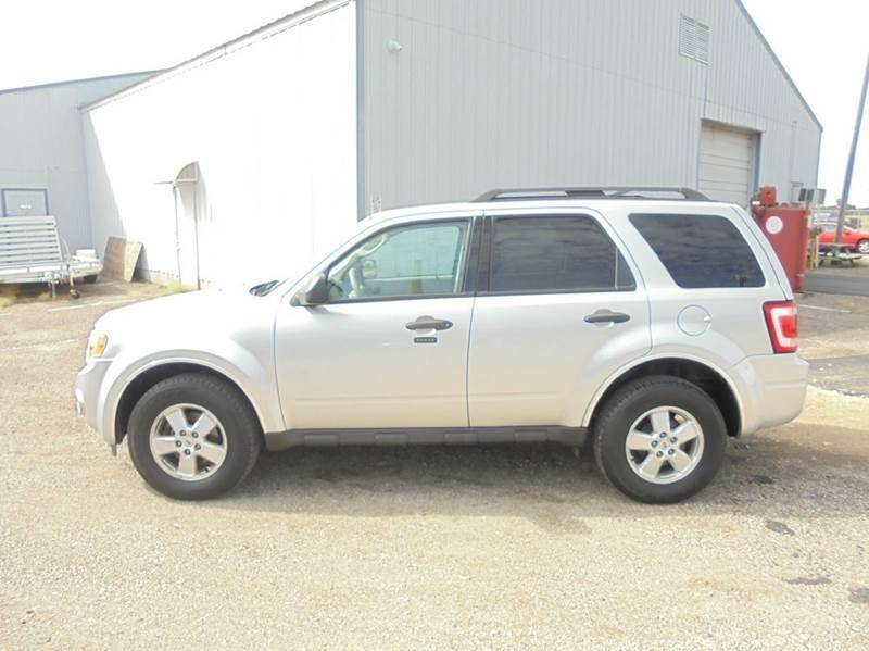 2010 Ford Escape for sale at Engels Autos Inc in Ramsey MN