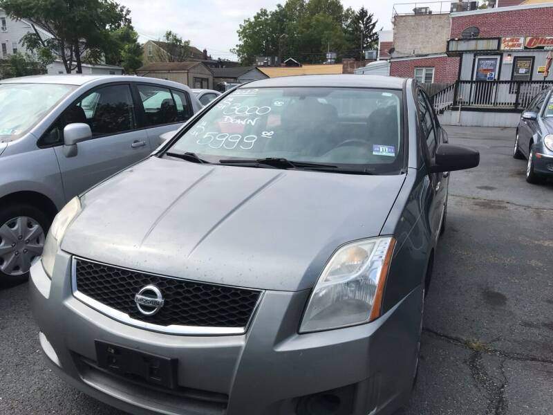 2012 Nissan Sentra for sale at Chambers Auto Sales LLC in Trenton NJ