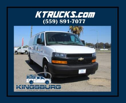 2020 Chevrolet Express Cargo for sale at Kingsburg Truck Center in Kingsburg CA