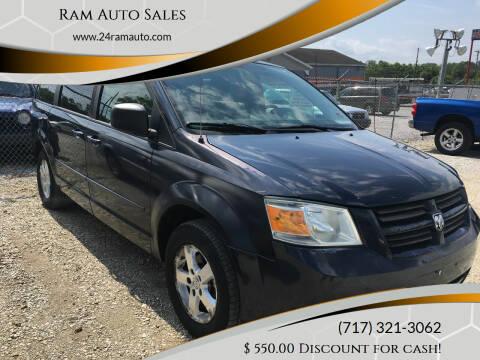 2009 Dodge Grand Caravan for sale at Ram Auto Sales in Gettysburg PA
