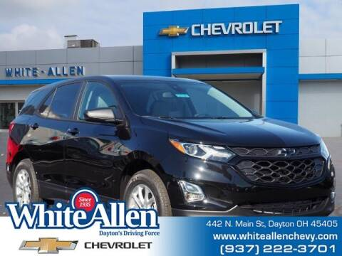 2021 Chevrolet Equinox for sale at WHITE-ALLEN CHEVROLET in Dayton OH