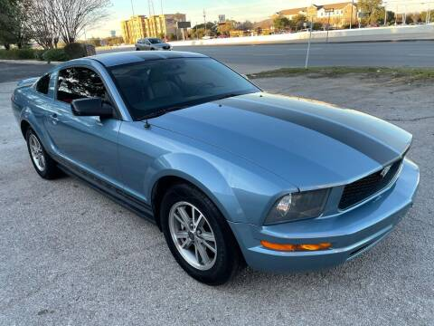 2005 Ford Mustang for sale at Austin Direct Auto Sales in Austin TX