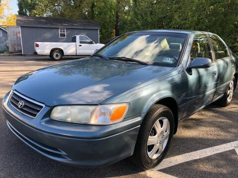2001 Toyota Camry for sale at Perfect Choice Auto in Trenton NJ
