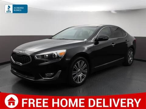 2015 Kia Cadenza for sale at Florida Fine Cars - West Palm Beach in West Palm Beach FL