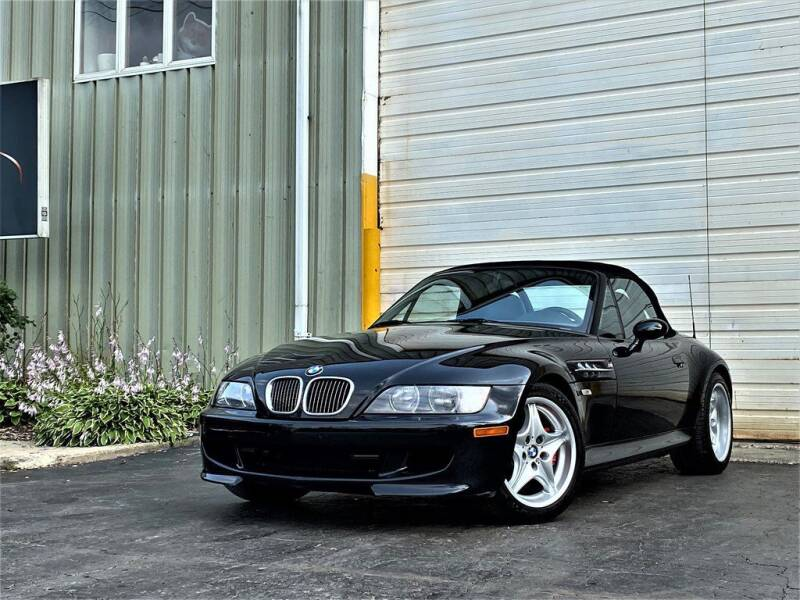 2000 BMW Z3 for sale at Haus of Imports in Lemont IL