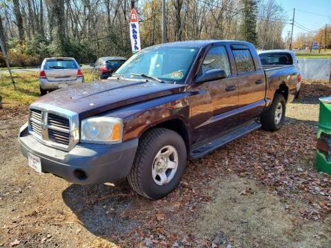 2005 Dodge Dakota for sale at Ray's Auto Sales in Elmer NJ