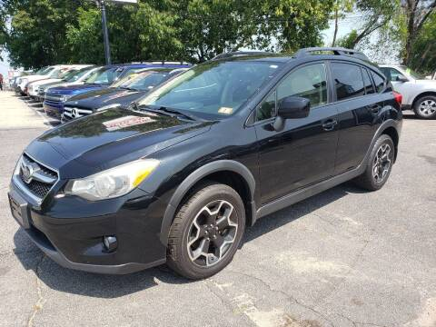 2014 Subaru XV Crosstrek for sale at Real Deal Auto Sales in Manchester NH