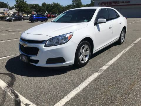 2016 Chevrolet Malibu Limited for sale at B&B Auto LLC in Union NJ