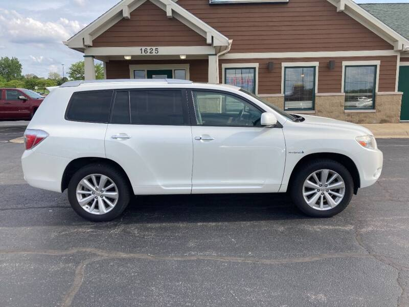 2009 Toyota Highlander Hybrid for sale at Auto Outlets USA in Rockford IL