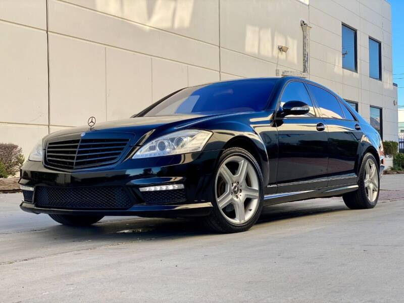 2007 Mercedes-Benz S-Class for sale at New City Auto - Retail Inventory in South El Monte CA