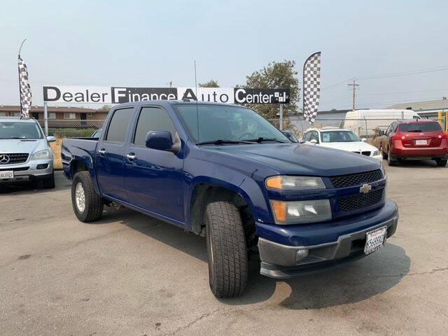 2010 Chevrolet Colorado for sale at Dealer Finance Auto Center LLC in Sacramento CA
