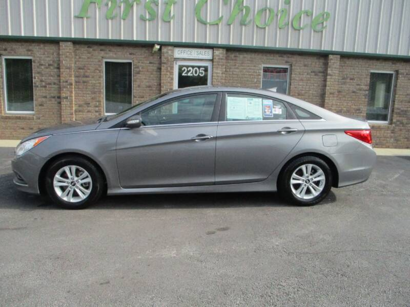 2014 Hyundai Sonata for sale at First Choice Auto in Greenville SC