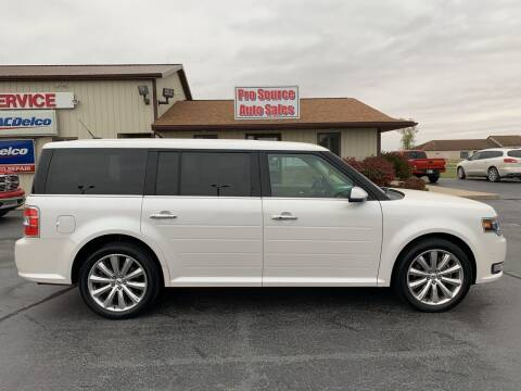 2014 Ford Flex for sale at Pro Source Auto Sales in Otterbein IN