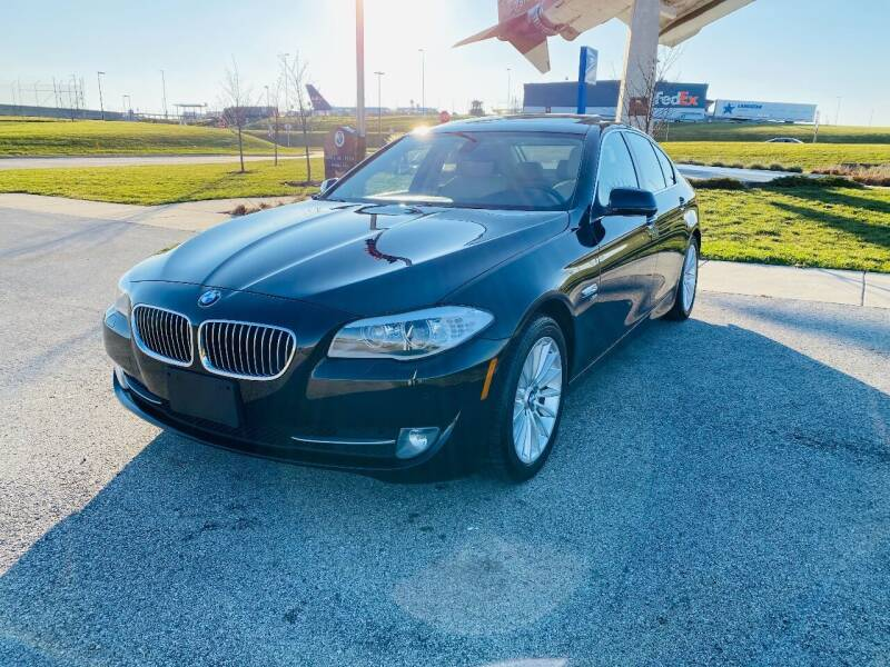 2011 BMW 5 Series AWD 535i xDrive 4dr Sedan - Saint Francis WI