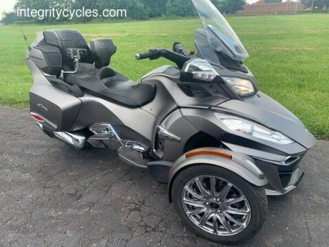 2014 Can-Am SPYDER RT LIMITED for sale at INTEGRITY CYCLES LLC in Columbus OH
