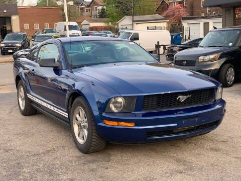 2006 Ford Mustang for sale at IMPORT Motors in Saint Louis MO