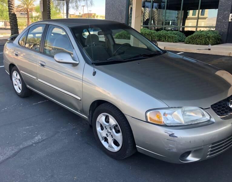 2003 Nissan Sentra for sale at GEM Motorcars in Henderson NV
