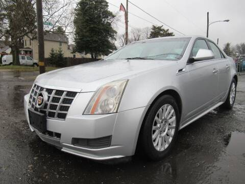 2012 Cadillac CTS for sale at PRESTIGE IMPORT AUTO SALES in Morrisville PA