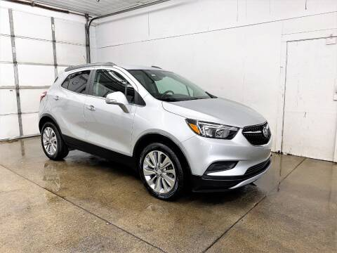 2017 Buick Encore for sale at PARKWAY AUTO in Hudsonville MI