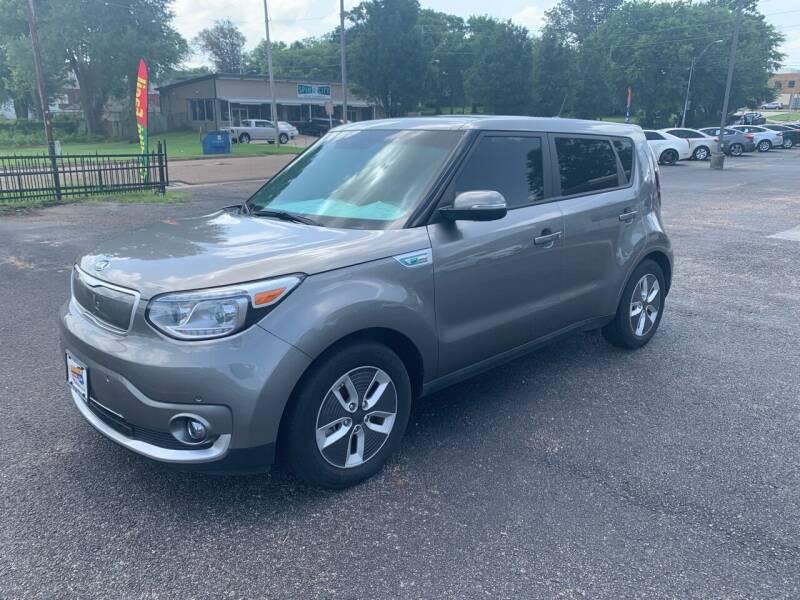 2017 Kia Soul EV for sale at Brannon Motors Inc in Marshall TX