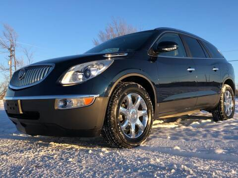2009 Buick Enclave for sale at El Tucanazo Auto Sales in Grand Island NE