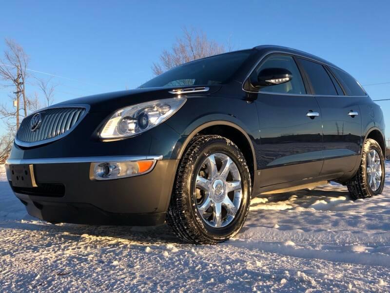 2009 Buick Enclave for sale at El Tucanazo Auto Sales in Grand Island NE