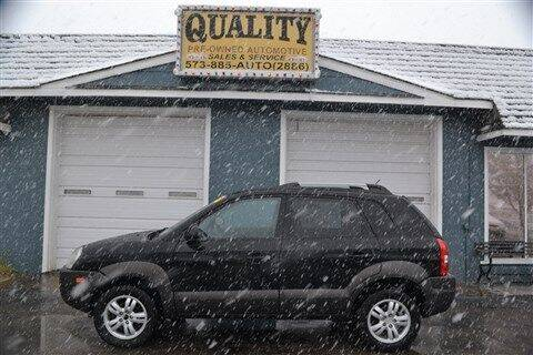 2007 Hyundai Tucson for sale at Quality Pre-Owned Automotive in Cuba MO