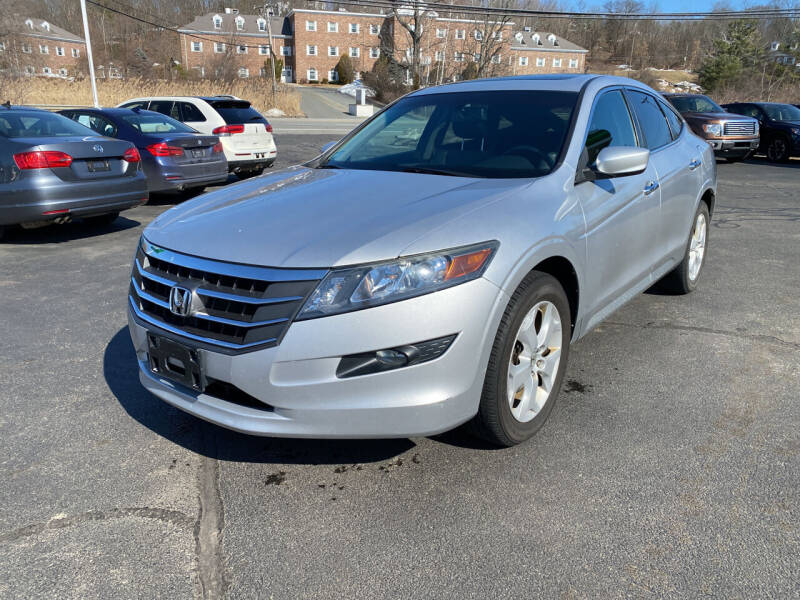 2012 Honda Crosstour for sale at Turnpike Automotive in North Andover MA